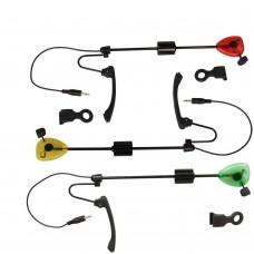 Комплект механических сигнализаторов MAD NXT MKII Illuminated 3 Set