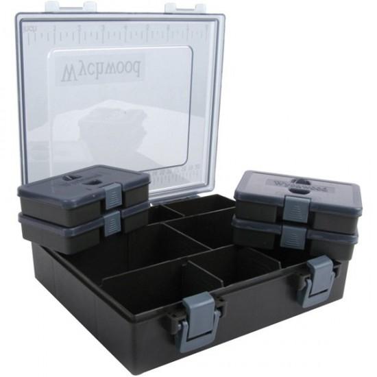 Системная коробка Wychwood Tackle Box Complete Medium