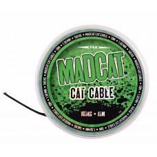 Поводковый материал MADCAT CAT CABLE 1.50mm 160kg 10m
