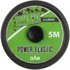 Трубка эластичная MADCAT POWER ELASTIC 0.8mm 5m
