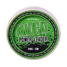 Поводковый материал плетеный MADCAT POWER LEADER 15m