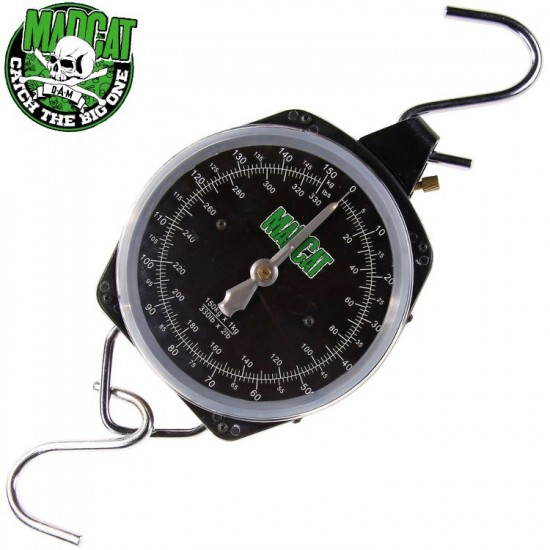 Весы для сома MADCAT WEIGH CLOCK 150kg