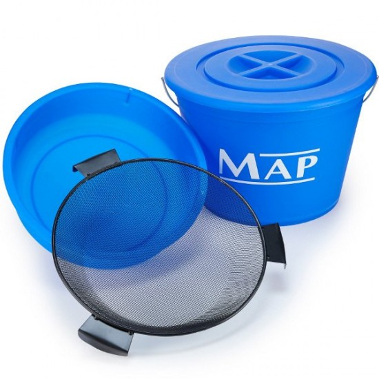 Ведро MAP Bucket & Riddle Set 25L