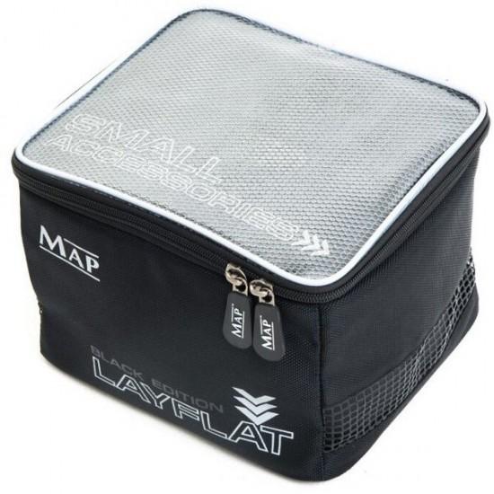 Сумка для аксессуаров MAP PARABOLIX LAYFLAT BLACK EDITION Accessory Bag