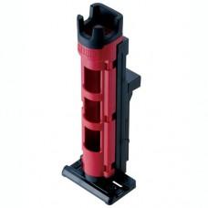 Стакан-держатель для удилища MEIHO BM-230N Black Red