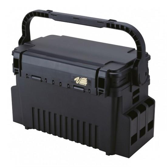 Ящик рыболовный MEIHO Versus VS-7070 Black 434x233x271