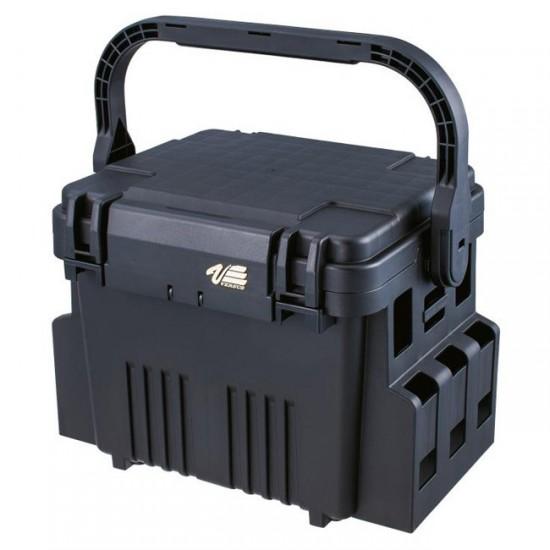 Ящик рыболовный MEIHO Versus VS-7080 Black 375x293x275