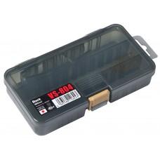 Коробка рыболовная MEIHO Versus VS-804 Black