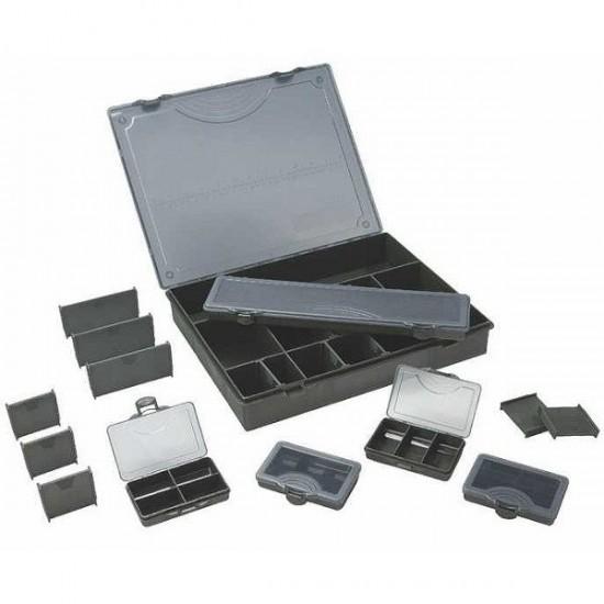 Набор коробок с поводочницей MIVARDI Carp Accessory Box Multi XL