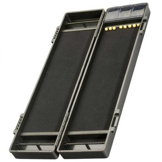 Поводочница MIVARDI Carp Rig Box Double