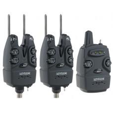 Сигнализаторы поклевки электронные MIVARDI MX9 Multicolor 2+1/3+1/4+1