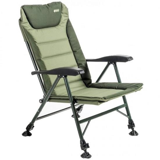 Кресло карповое с подлокотниками MIVARDI PREMIUM QUATTRO