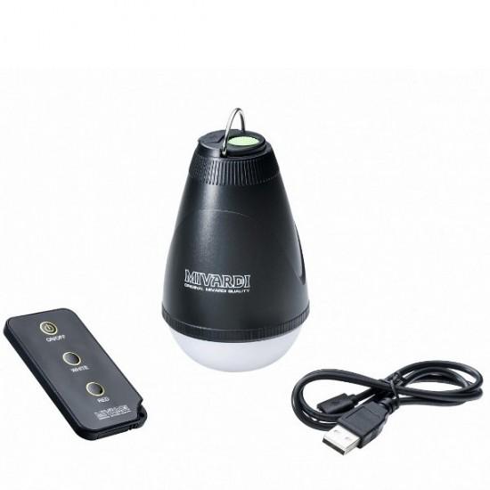 Многофункциональный светильник с пультом MIVARDI PROFESSIONAL Bivvy Light RC