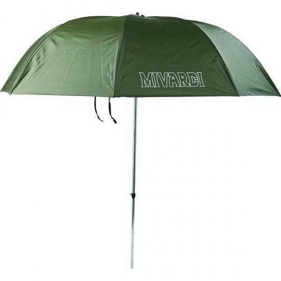 Зонт рыболовный MIVARDI Umbrella FG PVC Ø 2.5m Green