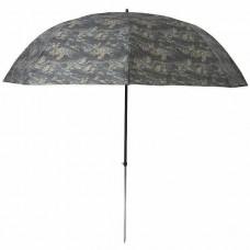 Зонт рыболовный MIVARDI Umbrella PVC Ø 2.5m Camou