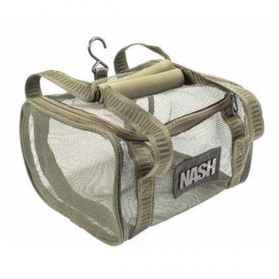 Сумка для сушки бойлов NASH Airflow Boilie Bag Small/Large