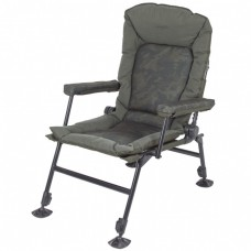 Кресло карповое NASH Indulgence Hi-Back Camo Chair