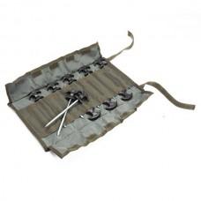 "Колышки для палатки NASH T Pegs Tool Roll 8/12"" 10шт"