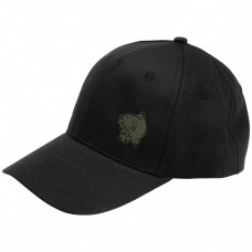 Бейсболка NASH Tackle Baseball Cap Black