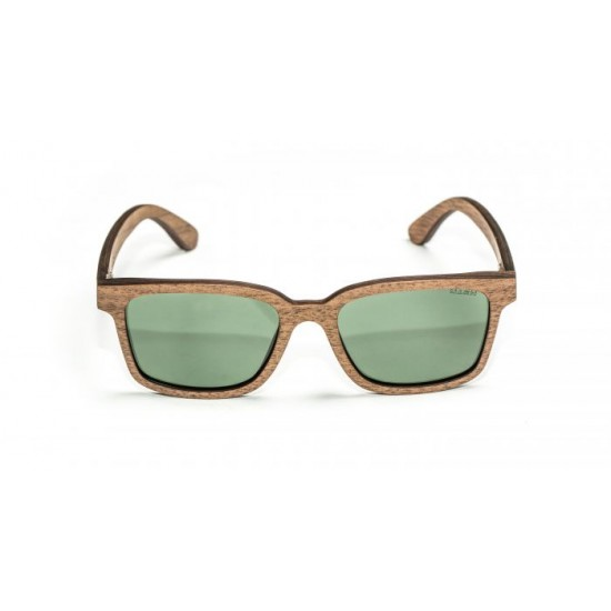 Очки солнцезащитные NASH Timber Green Glasses