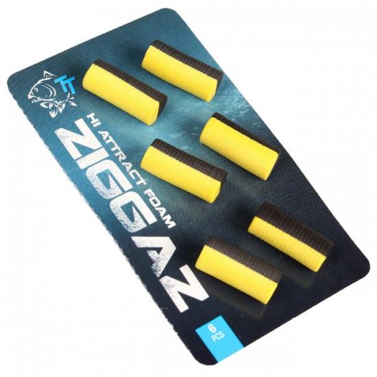 Плавающая пенка NASH Ziggaz Hi-Attract Foams
