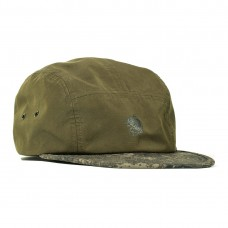 Бейсболка NASH ZT 5 Panel Cap Green