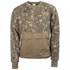 Джемпер NASH ZT Camo Heavyweight Jumper