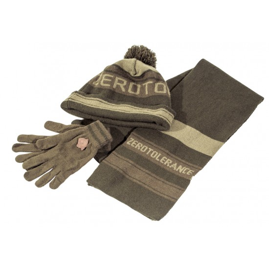 Набор шапка перчатки шарф NASH ZT Hat, Scarf and Gloves Set