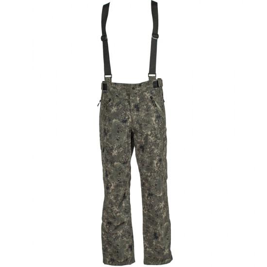 Штаны непромокаемые камуфляжные NASH ZT MAC Braced Trousers