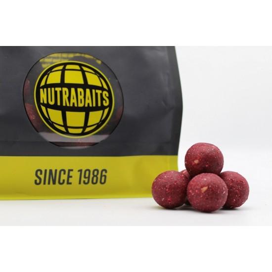 Бойлы тонущие Nutrabaits Shelf-Life CHILLI CRAB 15/20мм 1кг