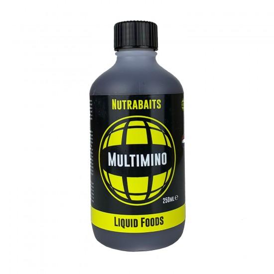 Аминокислотный комплекс Nutrabaits MULTIMINO Liquid Food 250мл