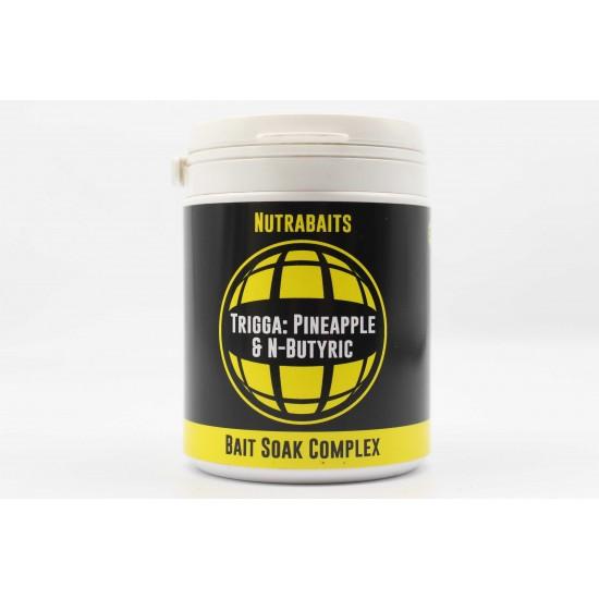 Дип Nutrabaits TRIGGA: PINEAPPLE & N-BUTYRIC Bait Soak Complex 160мл