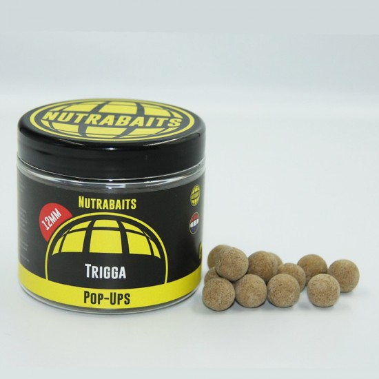 Бойлы плавающие Nutrabaits Shelf-Life Pop-Ups TRIGGA 15мм