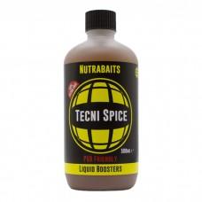 Ликвид бустер Nutrabaits TECNI SPICE Liquid Booster 500мл