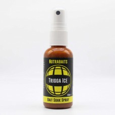 Ароматизатор спрей Nutrabaits TRIGGA ICE High Attract Bait Spray 50мл