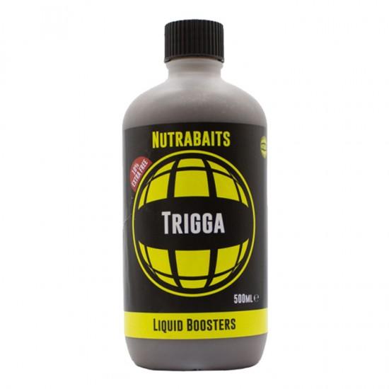Ликвид бустер Nutrabaits TRIGGA Liquid Booster 500мл