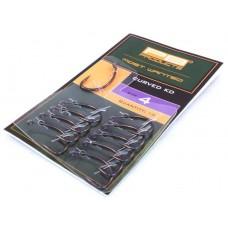 Крючки карповые PB Products CURVED KD DBF