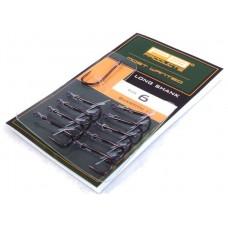 Крючки карповые PB Products LONG SHANK DBF