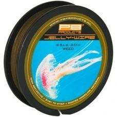 Поводковый материал PB Products JELLY WIRE 20m