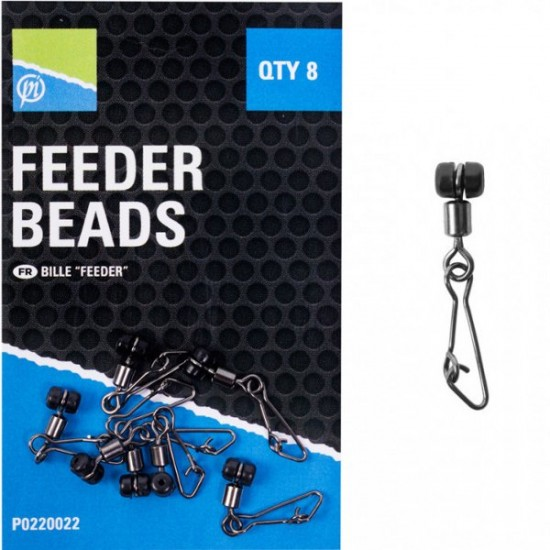 Бусина скользящая с застежкой Preston Innovations FEEDER BEAD