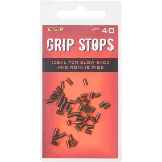 Трубка-стопор для крючка ESP Grip Stops 40шт.