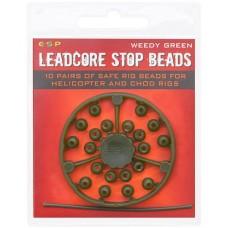 Бусина-стопор ESP Leadcore Stop Beads 20шт.
