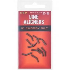 Трубка для крючка ESP Line Aligners № 2-6 10шт.