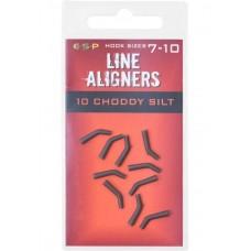 Трубка для крючка ESP Line Aligners № 7-10 10шт.
