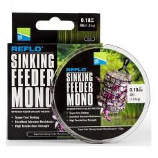 Леска фидерная Preston Innovations REFLO SINKING FEEDER MONO 150m