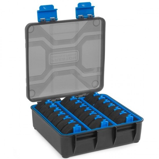 Коробка с поводочницами Preston Innovations REVALUTION STORAGE SYSTEM