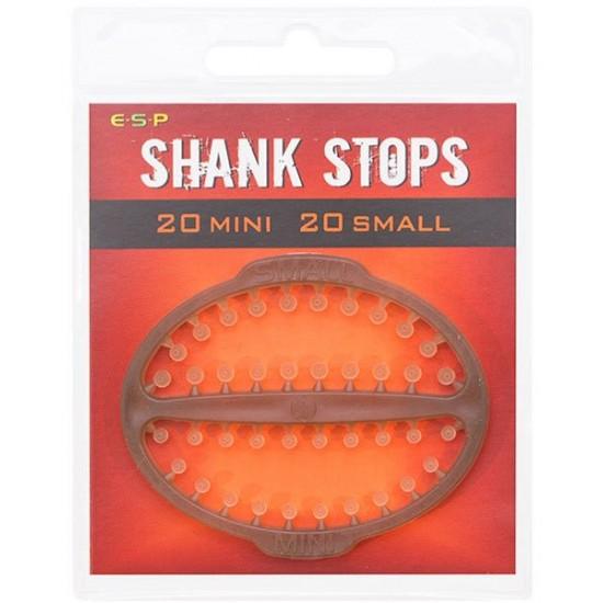 Бусина-стопор для крючка ESP Shank Stop 40шт.