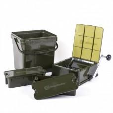 Круша с ведром со съёмными модулями Ridge Monkey Advanced Boilie Crusher Full Kit