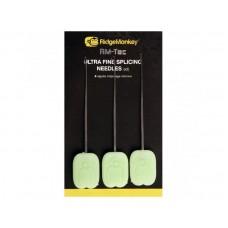 Набор игл для лидкора Ridge Monkey Ultra Fine Splicing Needles