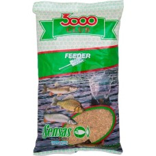 Прикормка Sensas 3000 Club FEEDER (фидер) 1кг